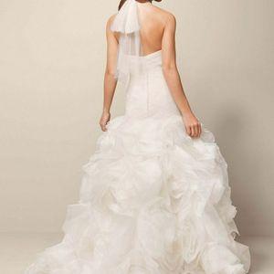 Vera Wang Wedding Dress Size 8